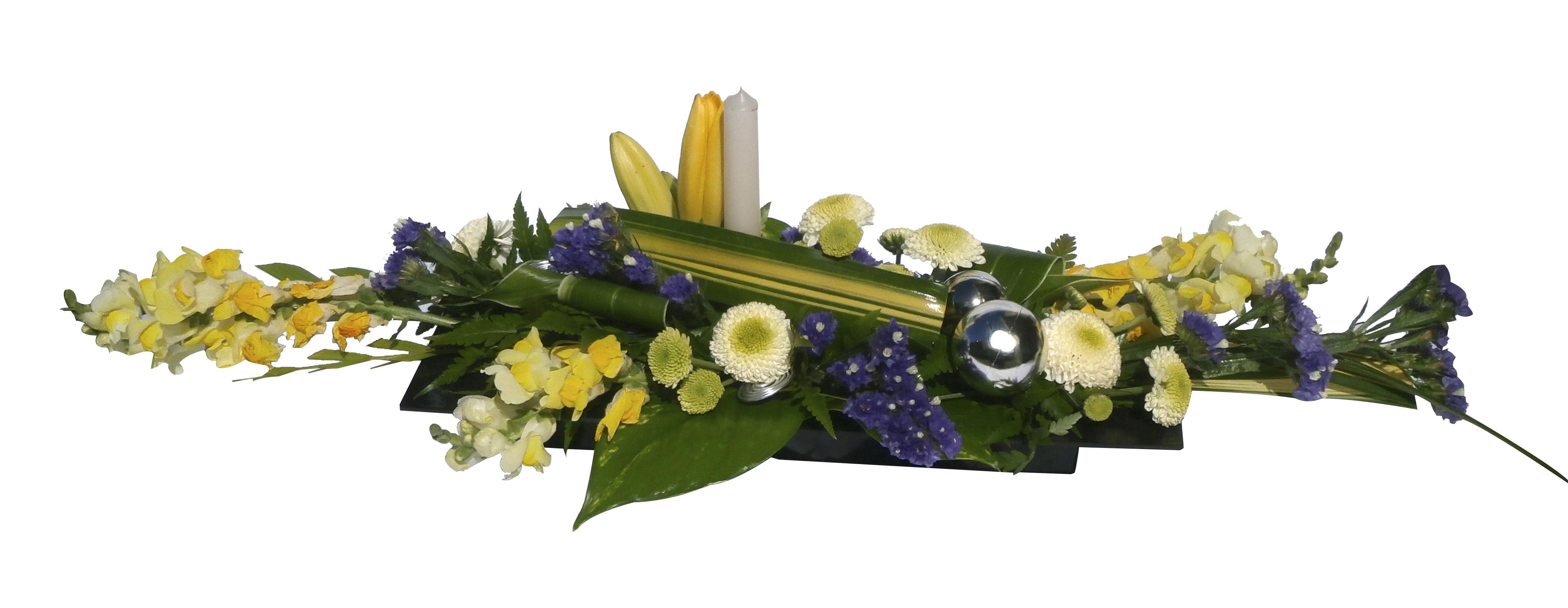 Tamara l 39 artisan fleuriste tmr tahiti fleurs le for Fleurs de fleuriste