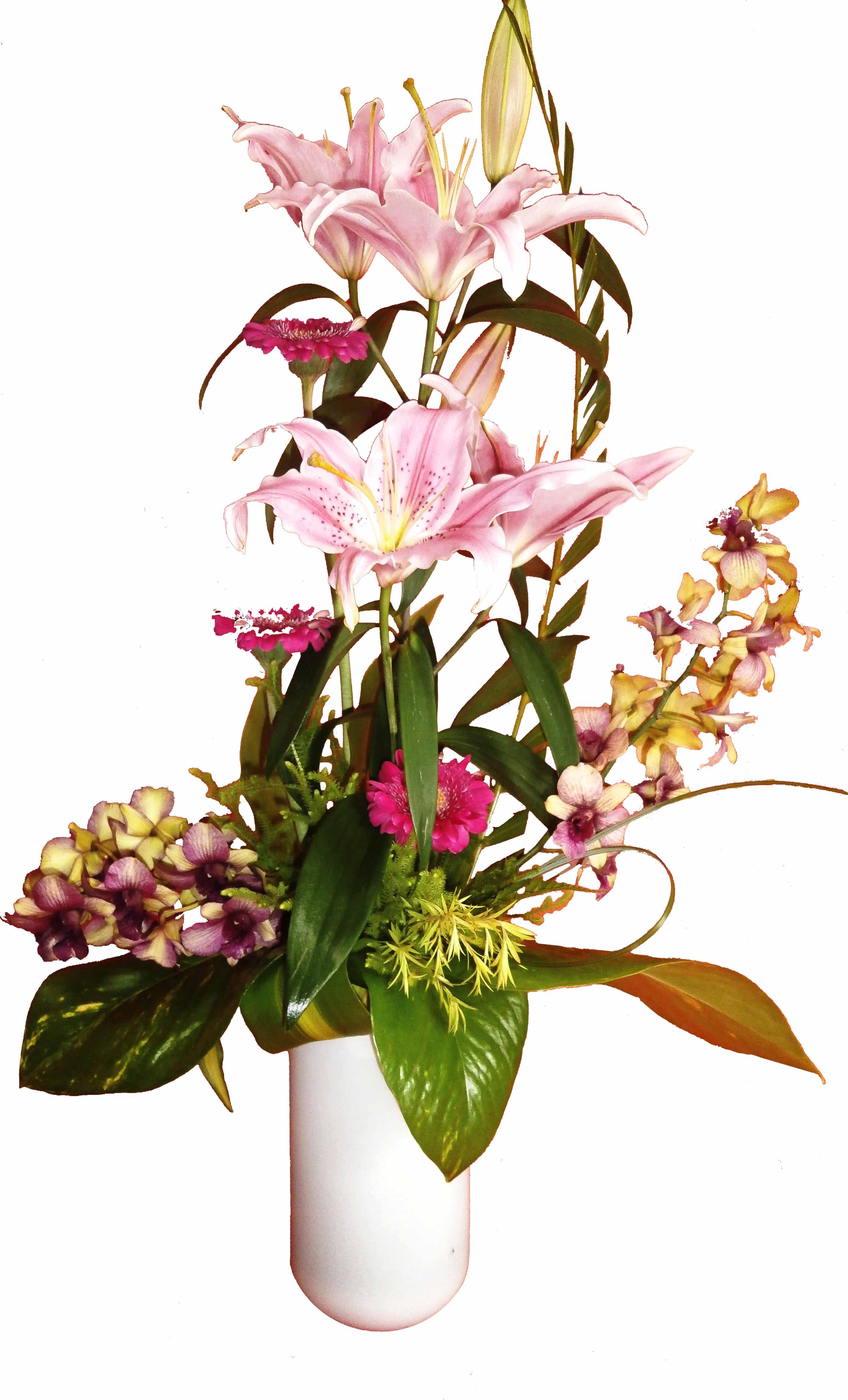 Tarona l 39 artisan fleuriste tahiti fleurs le for Fleurs de fleuriste