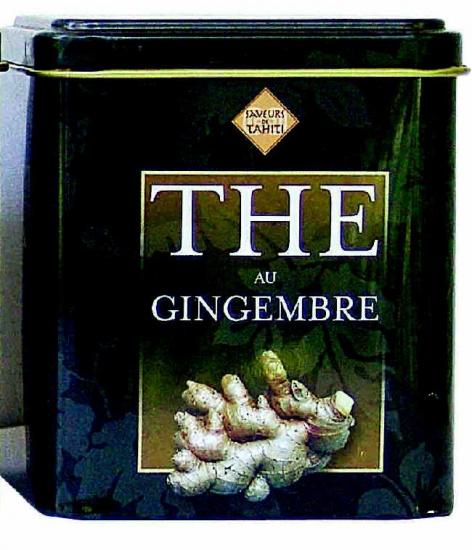 TEAS perfume : Ginger